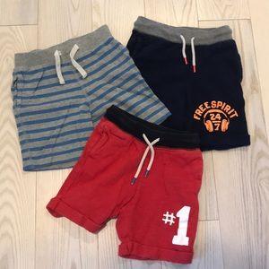 Toddler Boy shorts - 3 set 💙